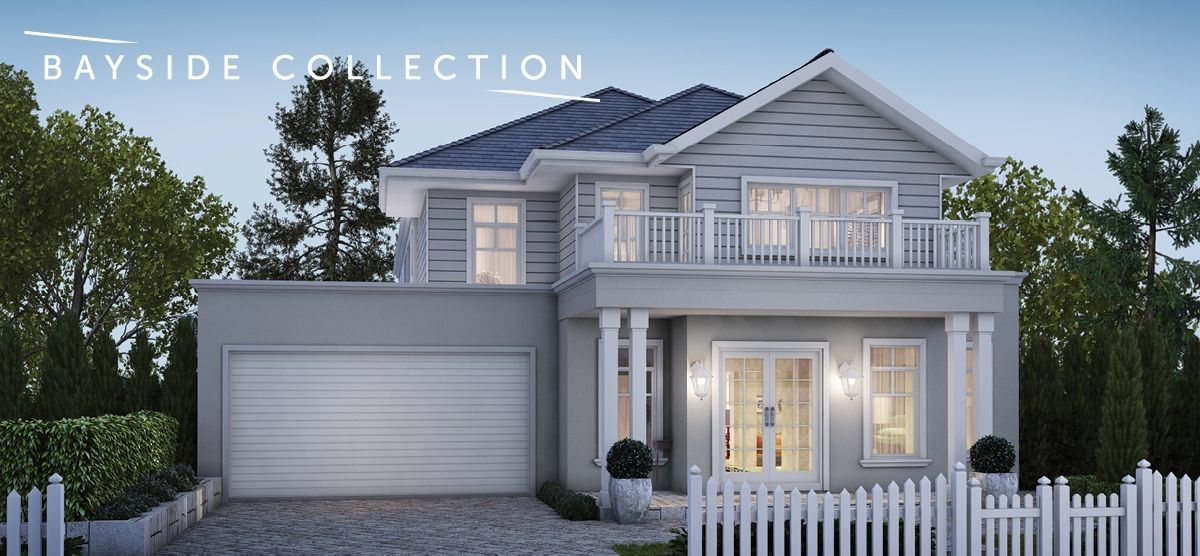 Porter davis homes house design brookwater b hamptons style houses pinterest house for Porter exterior paint