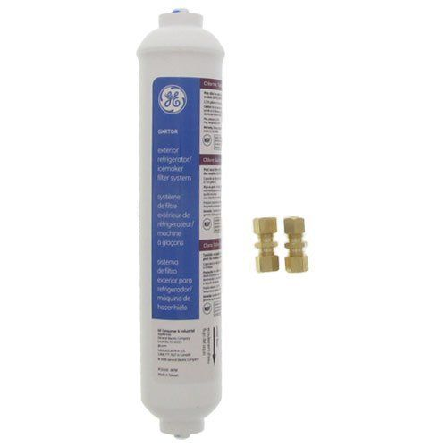Ge Gxrtq Refrigerator Water Filter Smartwater In Line Filter Kit By Ge 32 56 From The Manufacture Refrigerator Water Filter Refrigerator Filter Water Filter