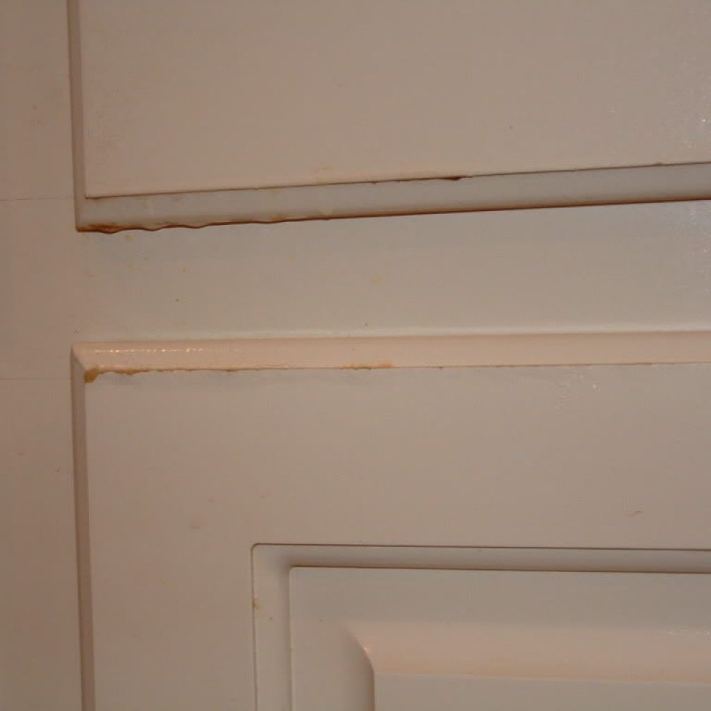 Great Thermofoil Cabinet Doors Peeling