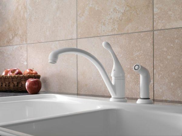 Wasserhahn für Küche richtig momtieren, auch ohne Hilfe | Wasserhahn ...