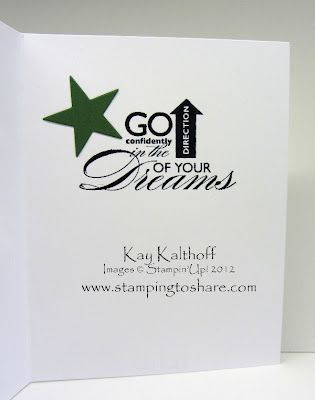 Stamping to Share: Stampin' Up! Tagtastic for Quick and Easy Graduation Cards along with a How To Video