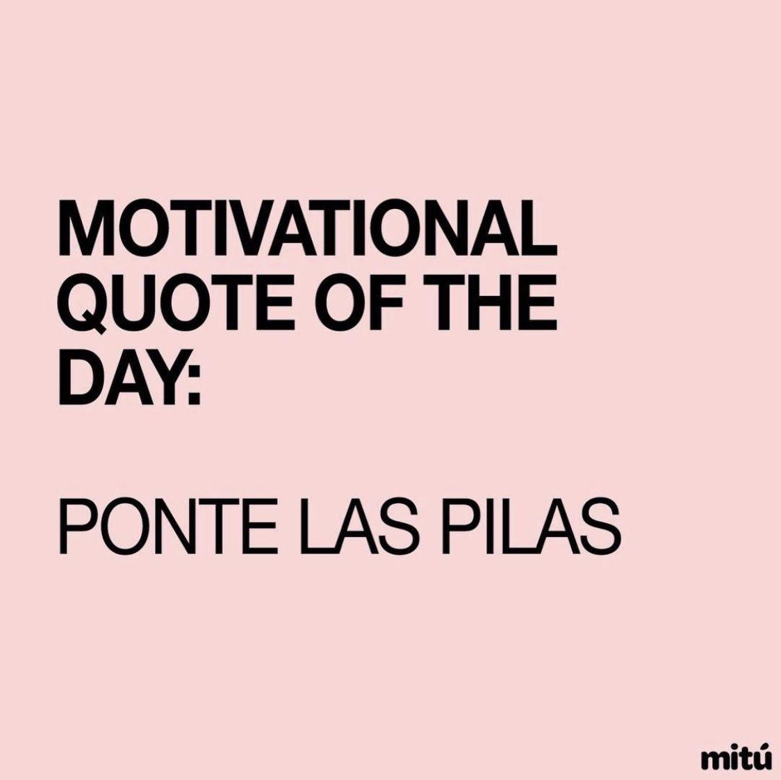 Agarre Un Segundo Laburo Tengo Miedo Papa Venime A Buscar Spanglish Quotes Cute Spanish Quotes Latinas Quotes