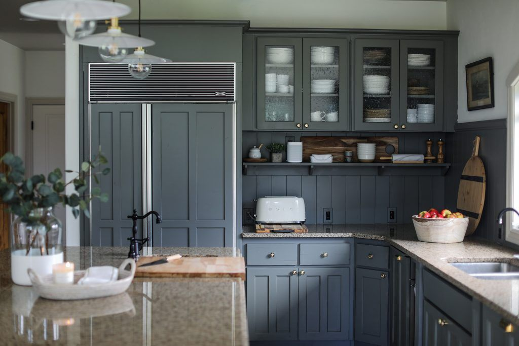 Our Modern Cottage Kitchen Makeover On The Cheap Cheap Kitchen Makeover Kitchen Remodel Modern Cottage