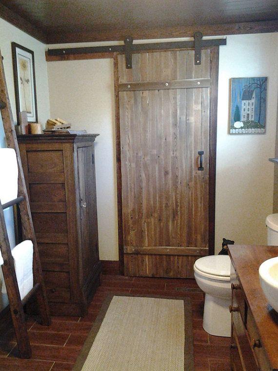 Modern Sliding Barn Door Track Or Hardware Custom Fit For