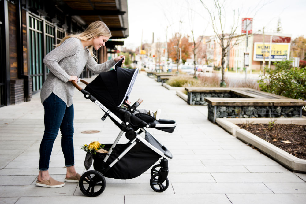 Strollers for Babies Rock + Stroll with the Mockingbird