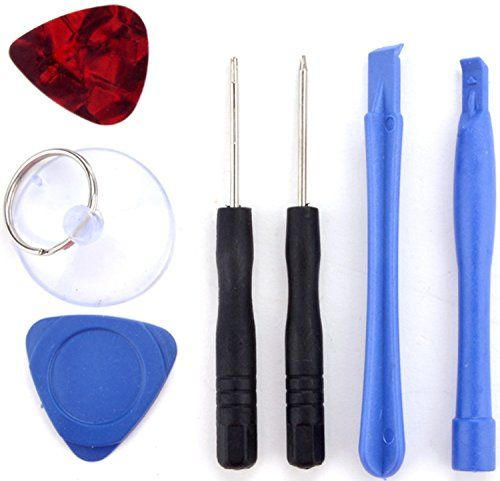 7 in 1Tools Repair Kit Opening Pry Screwdriver Set For iPhone 5 5S 5C iPod Touch >>> Learn more by visiting the image link.