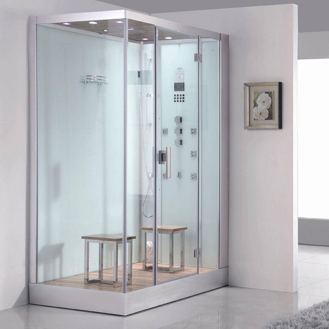 Ariel Platinum Dz961f8 Steam Shower Steam Shower Enclosure