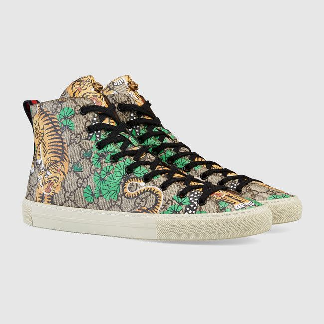 Baskets montantes Gucci Bengal