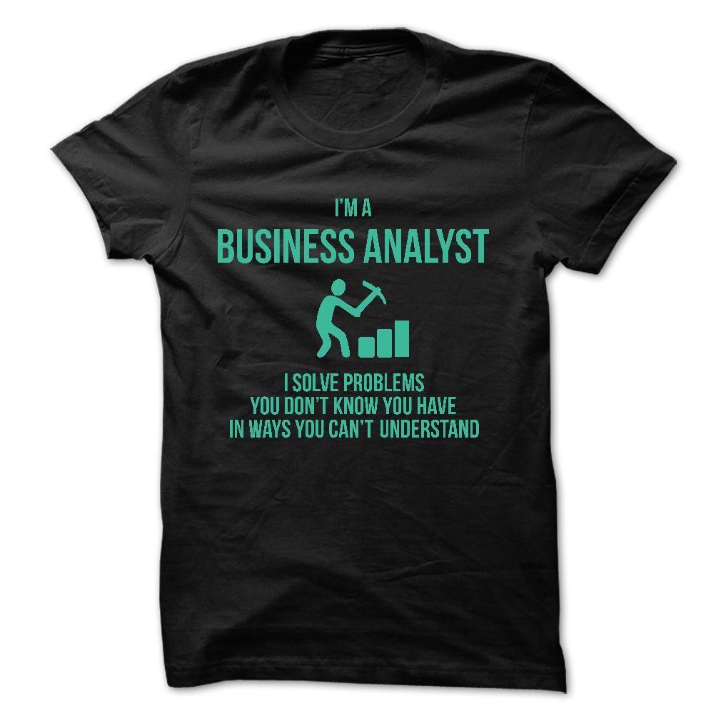 Business Analyst T Shirt Hoodie Sweatshirt 3000