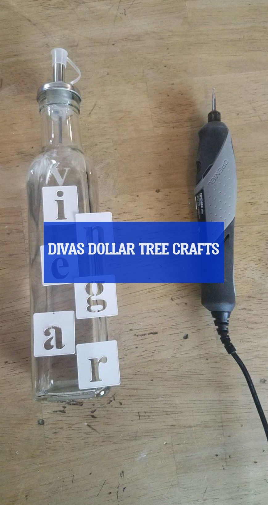 Divas dollar tree crafts