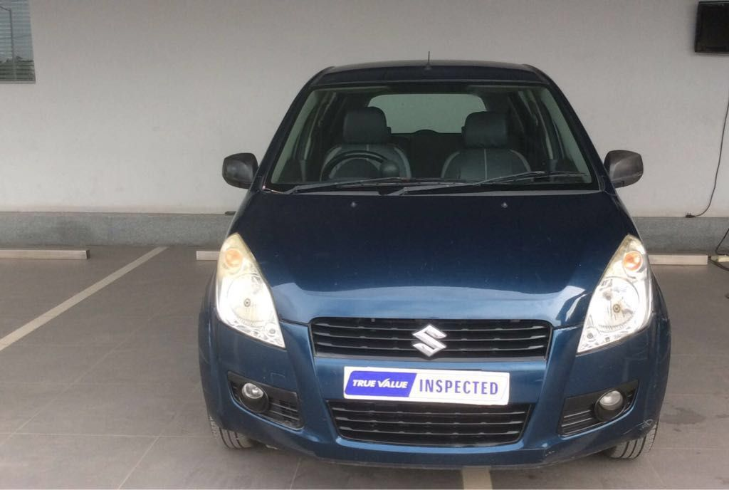 Get The Second Hand Maruti Suzuki Ritz at Vishnu Cars in