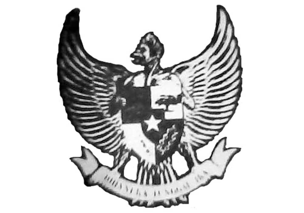 Sultan Hamid Ii Pencipta Lambang Garuda Pancasila Identitas