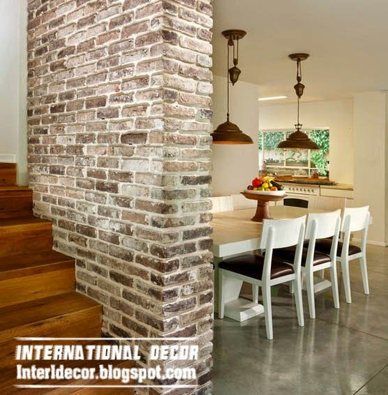Top 10 Brick Wall Designs For Interior Brick Walls Brick Interior Wall Brick Design Brick Interior