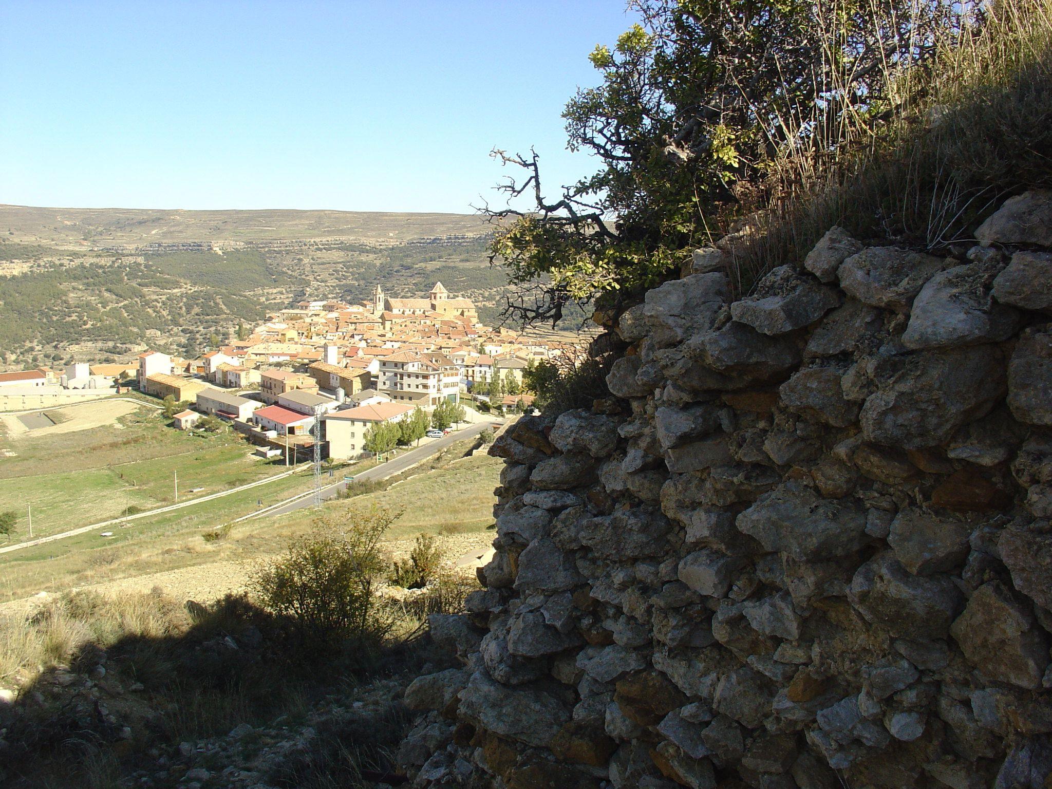 Fuerte carlista de San Blas (Cantavieja)