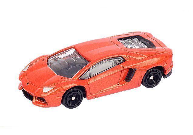Takara Tomy Tomica Shop Original Lamborghini Aventador LP700-4