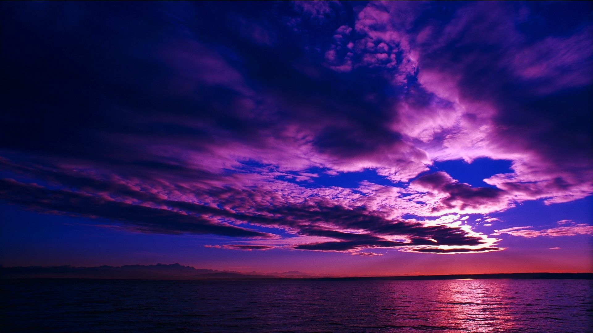 Purple Sunset Wallpapers Wallpaper In 2019 Purple Sunset