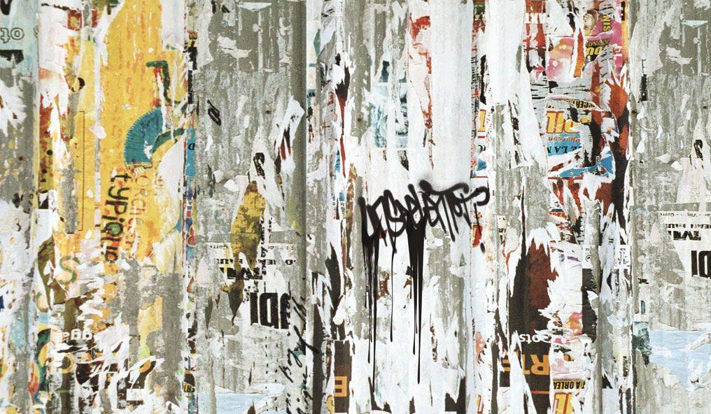 papier peint - Recherche Google | Collage and Mixed Media Art ...