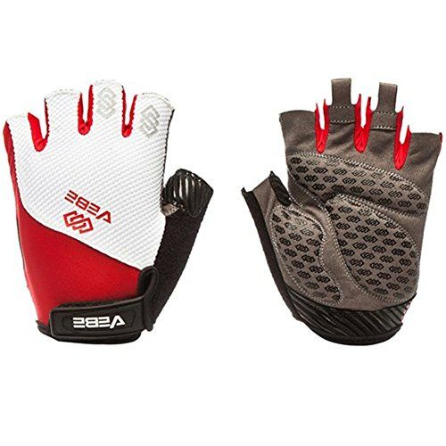 New VEBE Cycling Gloves Biking Mountain Bike Gloves Breathable Shock Absorb..