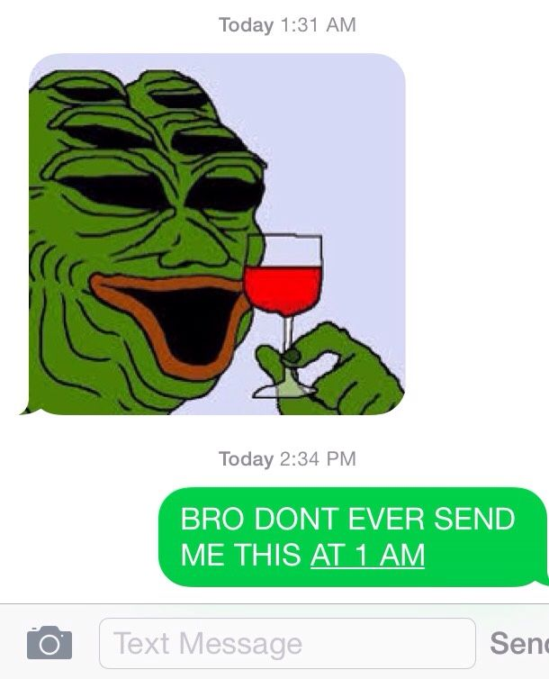 Literally Me And My Best Friend Pepes Funny Best Funny