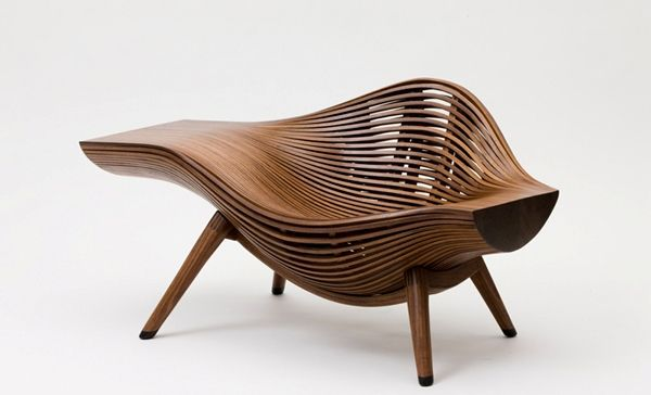 Curved Furniture wooden furniture curvedsehwa bae | http://www.designrulz