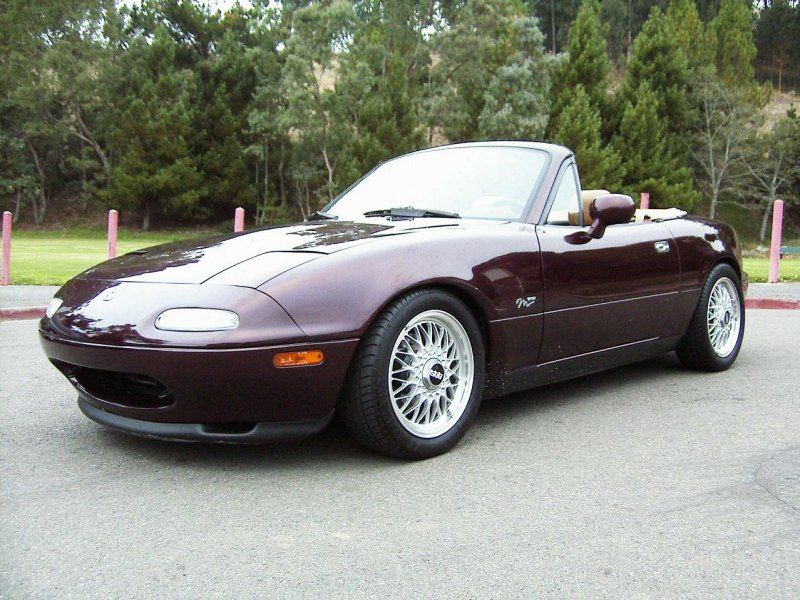 95 Merlot Oe Wheels With Ers And A Nice Drop So Hot