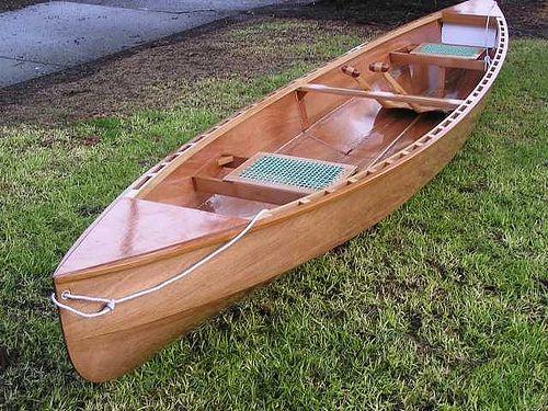 Little Guide A One Sheet Canoe Wooden Boat Plans Canoe Plans Boat