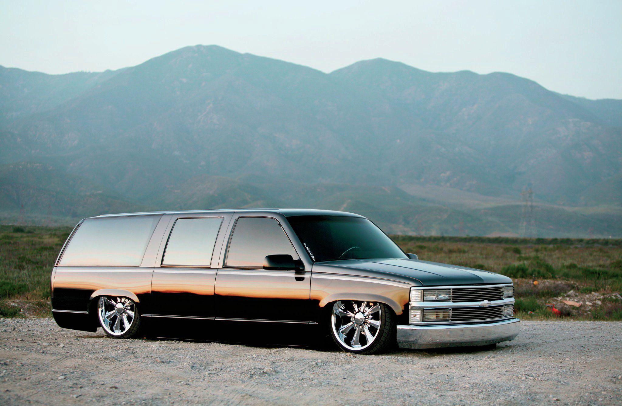 1993 Chevy Suburban Smooth Burban Chevy Suburban Chevy Suv