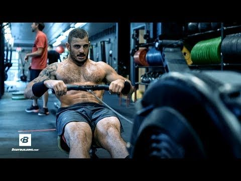 Bodybuilding Com Cowards Champions Mat Fraser The Making Of A Champion Part 14 Mat Fraser Sports Fights Powerlifting