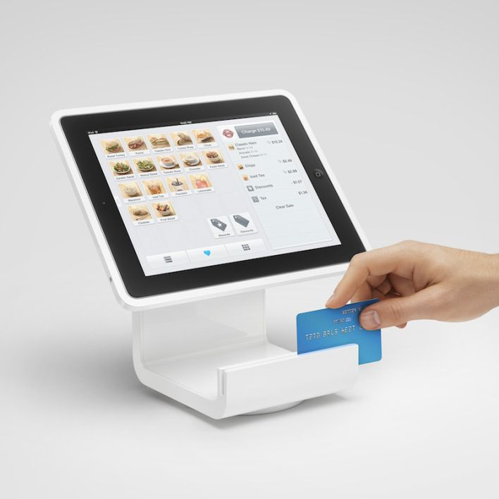 With Square Stand Jack Dorsey Co Reimagine The Cash Register Salon Business Salon Design Cool Things To Buy