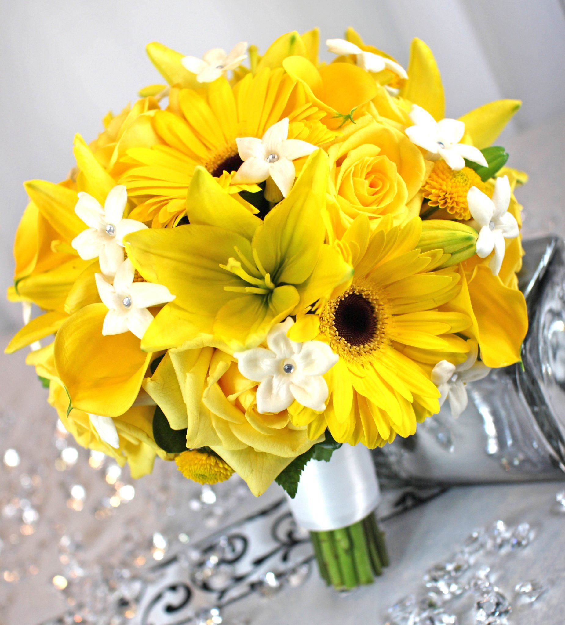 Wedding Flower Arrangements And Bouquets In Nyc Summit Nj Tribeca