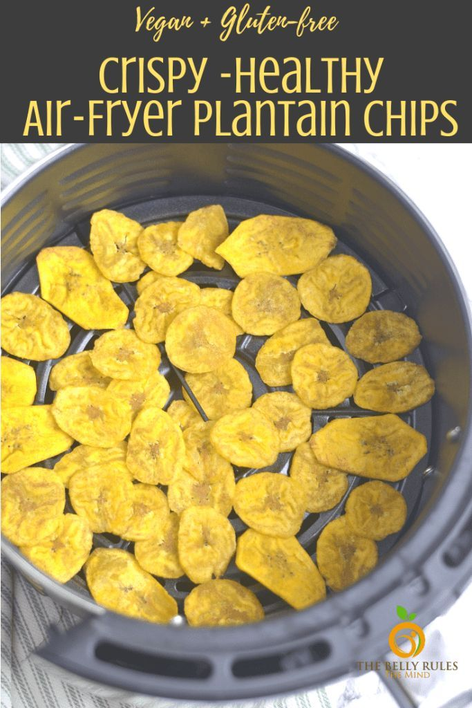 Healthy Plantain chips Banana chips Recipe Healthy