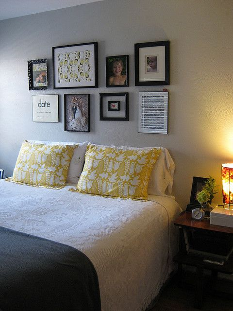 Bed a place of my own home bedroom home decor bedroom bedroom decor - Bed without headboard ideas ...