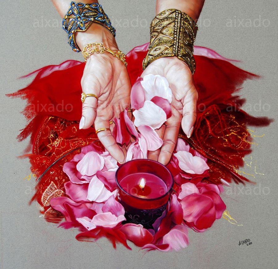 India, always in my mind by aixado on DeviantArt