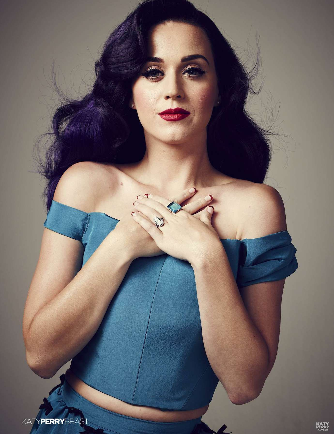 Perry Katy photoshoot pictures forecasting to wear in spring in 2019