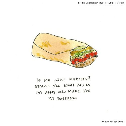 Mexican pick up lines