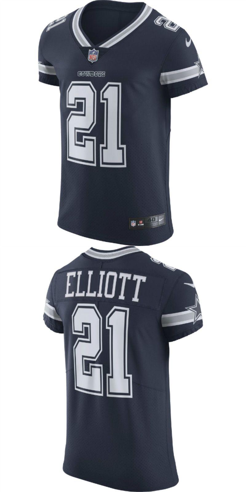 reputable site 7aca5 f9df6 UP TO 70% OFF. Ezekiel Elliott Dallas Cowboys Nike Vapor ...
