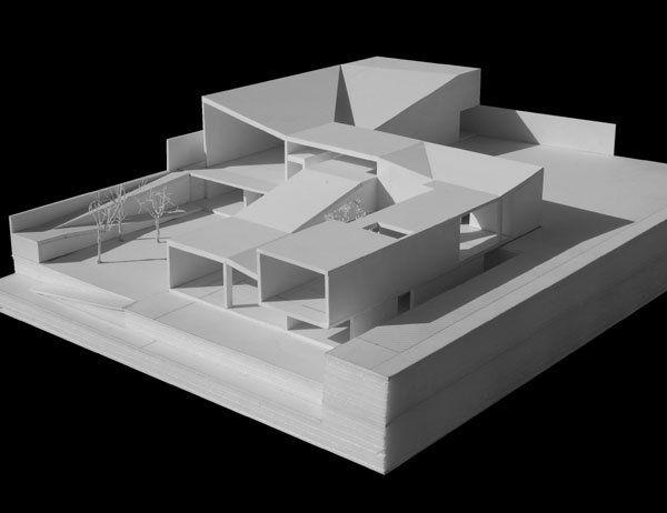 Paper Model Architecture Google Search 3d Models