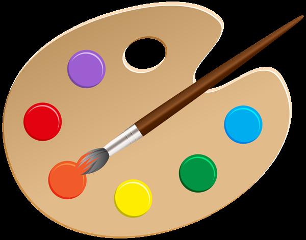 Artist Palette Png Clip Art Artist Palette Clip Art Palette