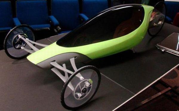 Hpv human powered vehicle