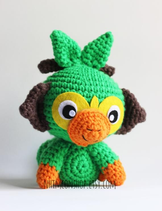 Pokemon Amigurumi by Heartstring Crochet - Super Cute Kawaii!! | 741x570