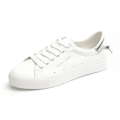 women white shoes with holes leather famous brand female