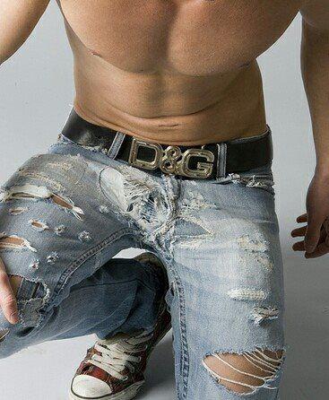 Rude Skinny Jeans For Men