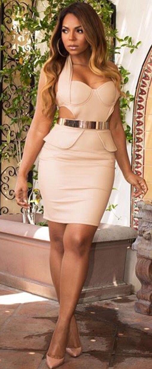 Ashanti  Fashionista Curvy Fashion cf91591fc