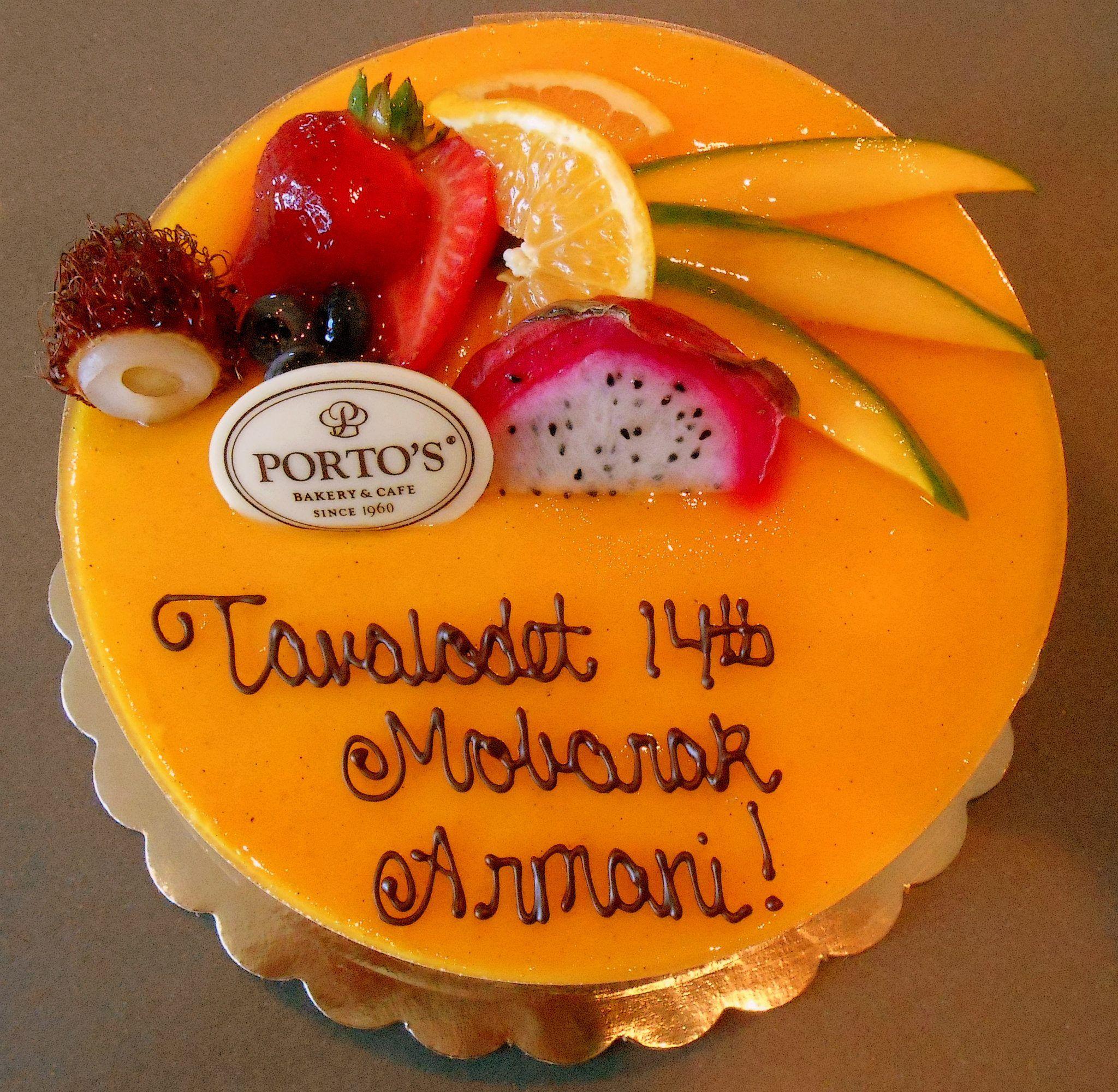 porto's bakery cake images