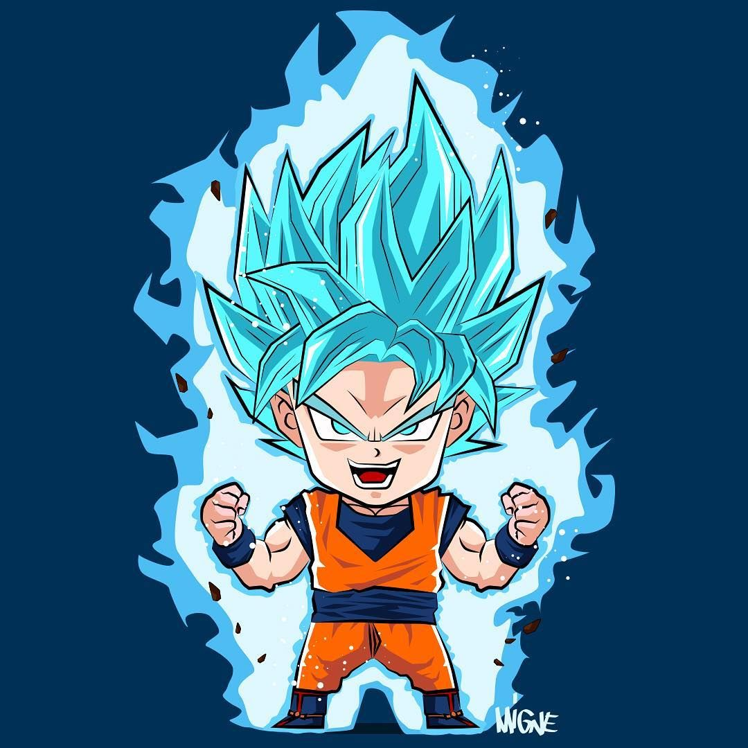 Chibi Goku Visit Now For 3d Dragon Ball Z Compression
