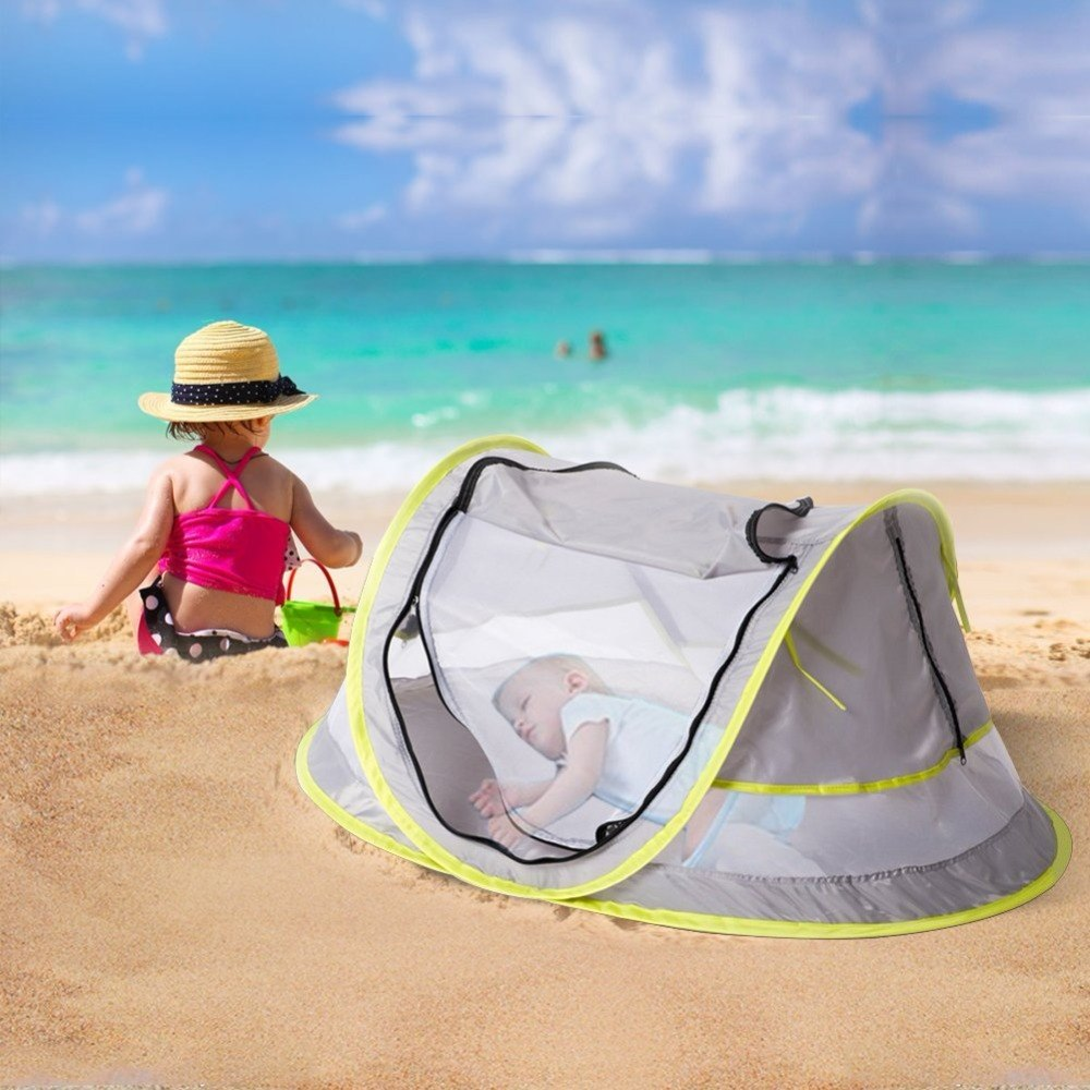 Bed Portable Baby Beach Tent