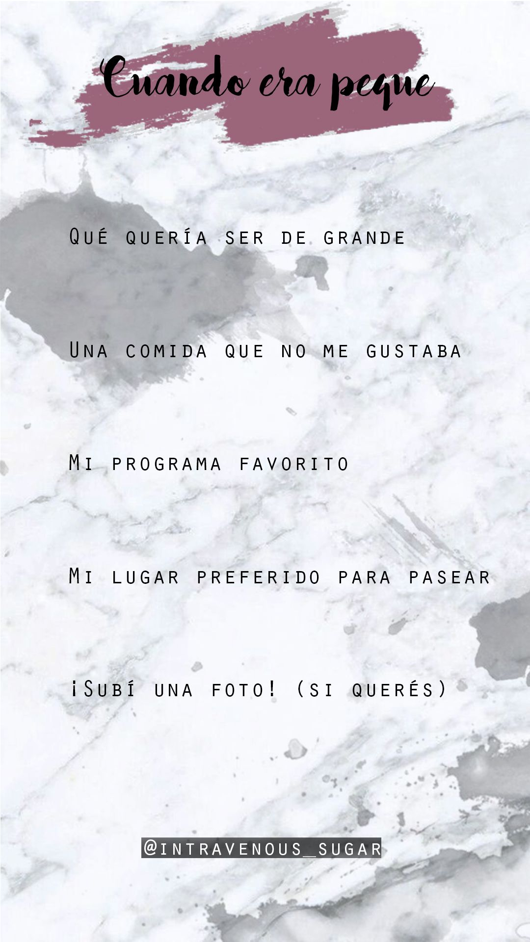 plantillas para stories de instagram | FRASES $ | Pinterest ...