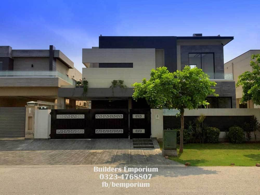 Location : DHA Phase 6, Lahore Area :1 Kanal | 500 Sq Yd A Signature House  Design Of Mazhar Muneer Beautiful Designed And Equipped With High Quality  ...