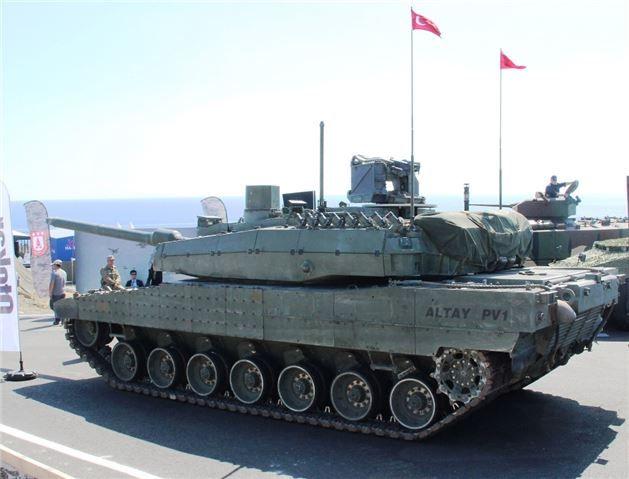 Turkiye Den Dunyaya Gozdaaÿa Tank Askeri Turkiye