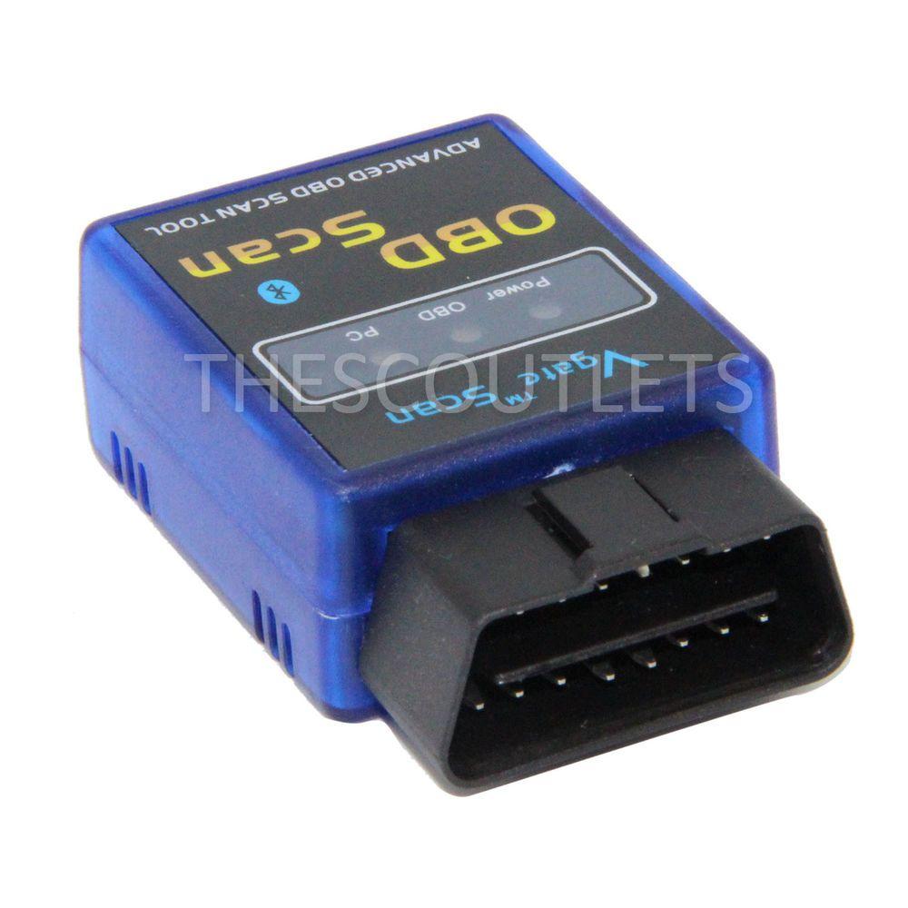 Bluetooth Wireless Obd2 Obd Ii Car Diagnostic Scan Scanner Tool For Mobile Phone Obd Obd2 Mobile Phone